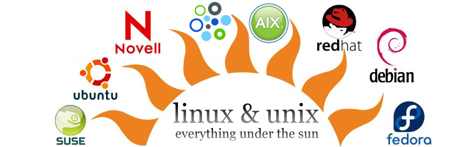 Linux and Unix Support - Debian, Red Hat, SunOS, Novell, Ubuntu, Fedora All Support